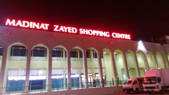 Picture Of Madinat Zayed Shopping