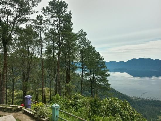 Image result for puncak lawang danau maninjau