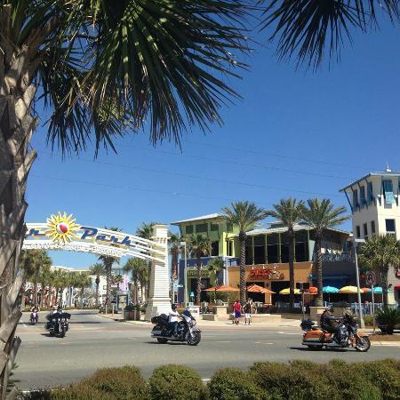 Osprey On The Gulf Walk To Pier Park Restaurants S Access