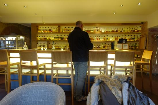 The Bar At The Scots Whisky Experience