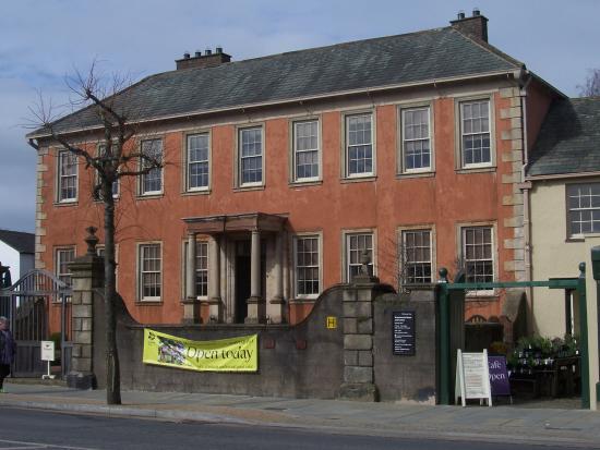 Wordsworth House and Garden: Wordsworth house Cockermouth