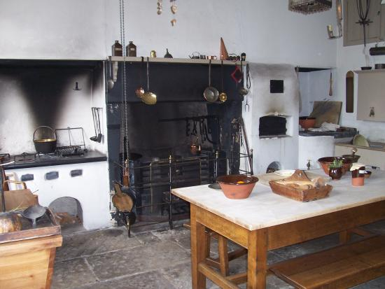 Wordsworth House and Garden: The kitchen