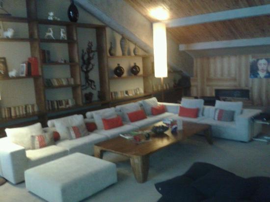 Golden Key Kartalkaya: Lounge