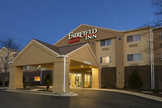 Guest Vanity Picture Of Fairfield Inn Huntsville