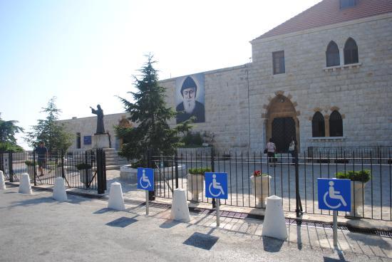Byblos, Líbano: St. Charbel