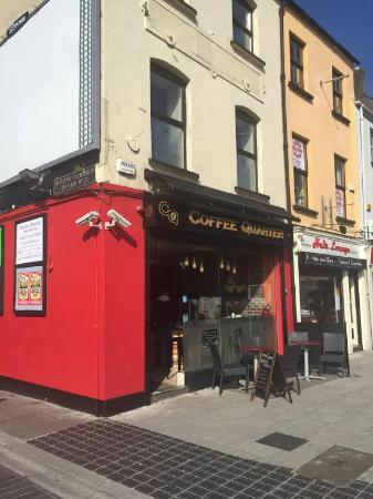 Nectar Coffee House : Coffee Quarter! My favorite place in Cork to stop for coffee!