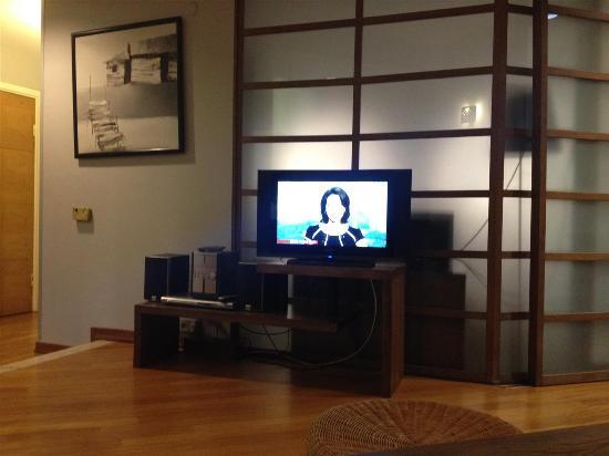 Taxim Suites: Living Room