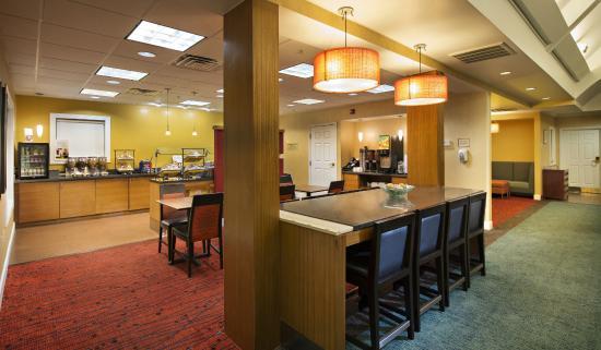 Residence Inn Huntsville: Dining Area