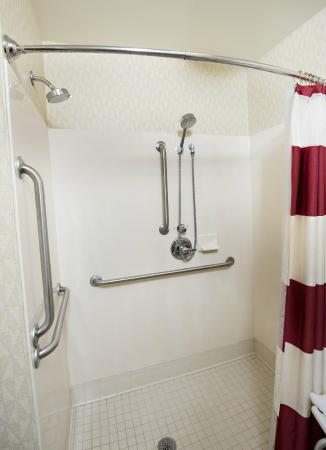 Residence Inn by Marriott Huntsville: Accessible Guest Bathroom