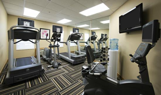 Residence Inn Huntsville: Fitness Center