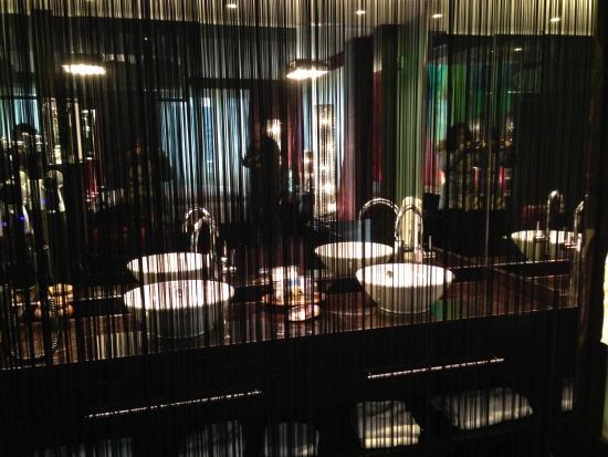 Savoy Hotel: Bad