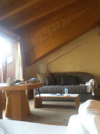 Hotel Palace Wellness & Beauty: Sitting area