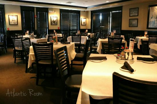 atlantic dining room foto di big fin seafood kitchen