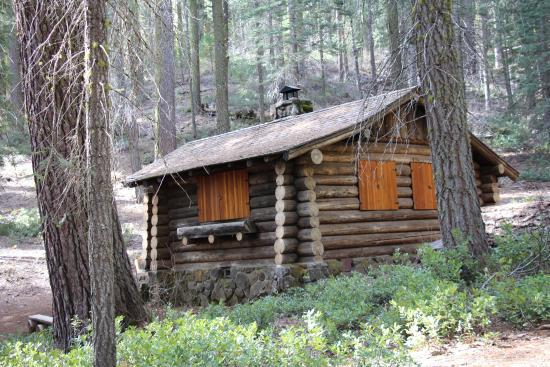 Superieur Merced Grove: Historic Superintendentu0027s Cabin