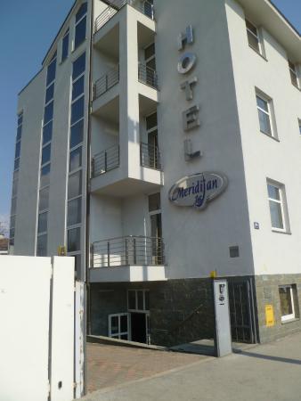 hotel MERIDIJAN 16- ZAGREB