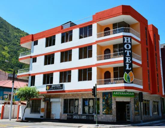 Hotel flor de oriente desde ba os ecuador - Hoteles en banos ecuador ...