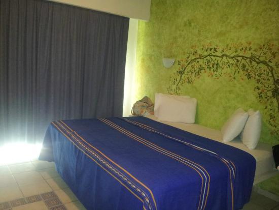 Hotel Banana: Quarto 208