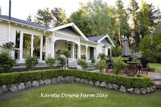 ‪Karetu Downs Farmstay‬