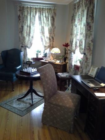 Gordonville, Πενσυλβάνια: Computer/Sitting Area