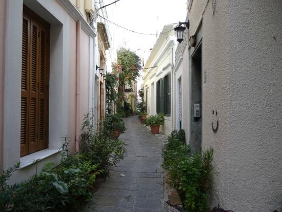 Casa Antica : Amarantou street