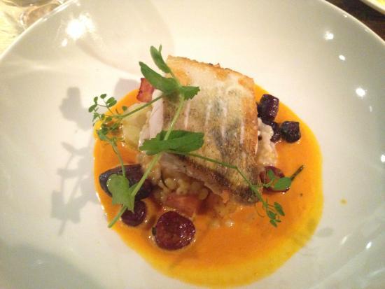 Den Burgh : Yummy - fish!