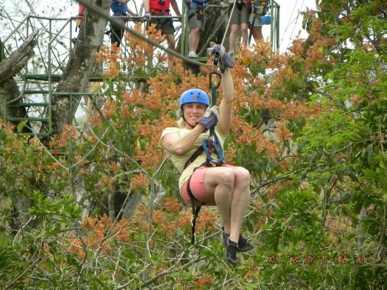Cartagena Canopy Tour : up-to-date equipment
