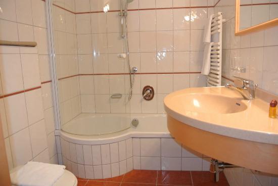 Gasthof zum Stollhofer: Bad