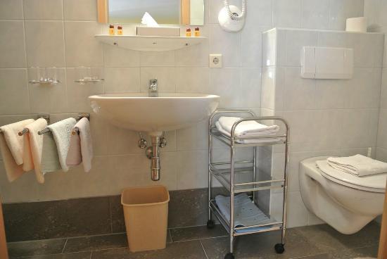 Gasthof zum Stollhofer : Badezimmer