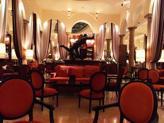 Jerry S Bar Picture Of Grand Hotel Et De Milan Milan Tripadvisor