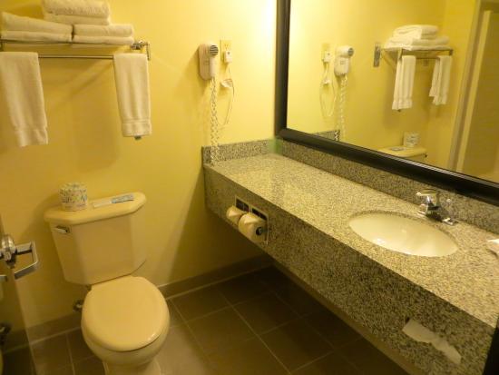 Holiday Inn Express Ashland : Bath