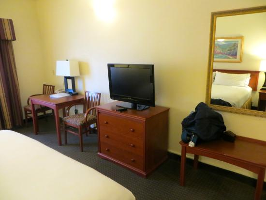 Holiday Inn Express Ashland : Bedroom