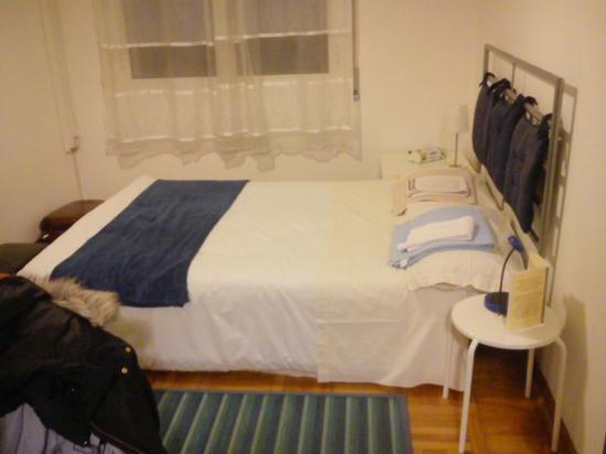A Casa Di Chiara: la nostra camera