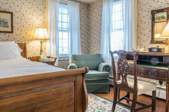 Grafton Inn: Bedroom