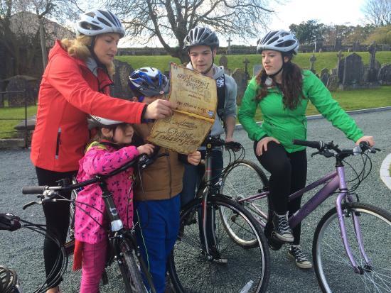 Κίλκεννι, Ιρλανδία: Treasure Hunt