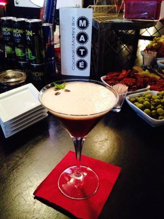Mate Bar: un cocktail al caffe