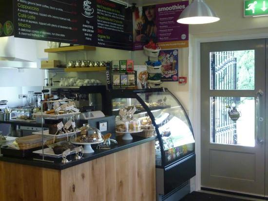Bathurst Park Lydney Cafe