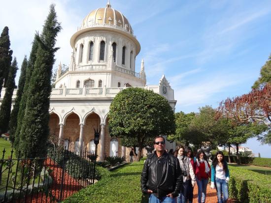 Bahai Gardens  and Shrine: Muito grande