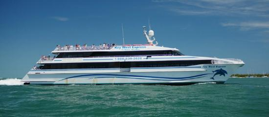 let us be your escape to key west picture of key west express rh tripadvisor com fort myers to key west ferry express fort myers to key west boat shuttle