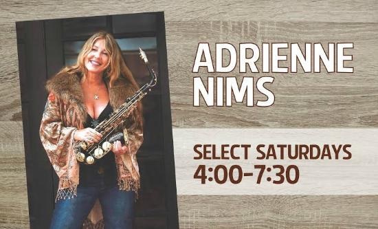 Adrienne Nims Mr. Peabody's Bar and Grill Encinitas 4pm