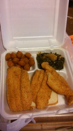 Ms. Kim's Fish & Chicken Shack