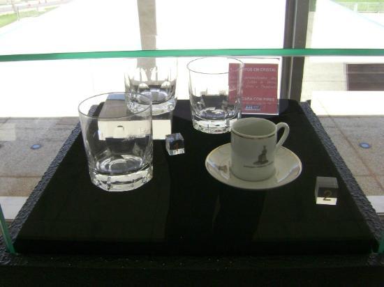 Museu do Supremo Tribunal Federal: Objetos expostos no museu do STF.
