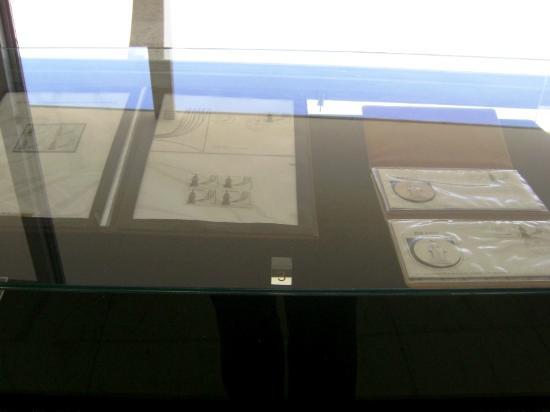 Museu do Supremo Tribunal Federal: Objetos importantes em exposição no museu do STF.