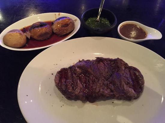Gaucho Grill: Ribeye Steak 400 g