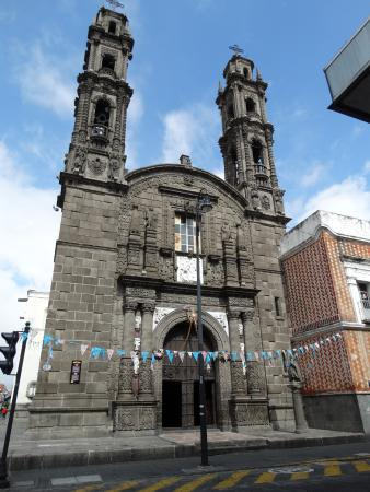 Templo de San Cristóbal Siglo XVII