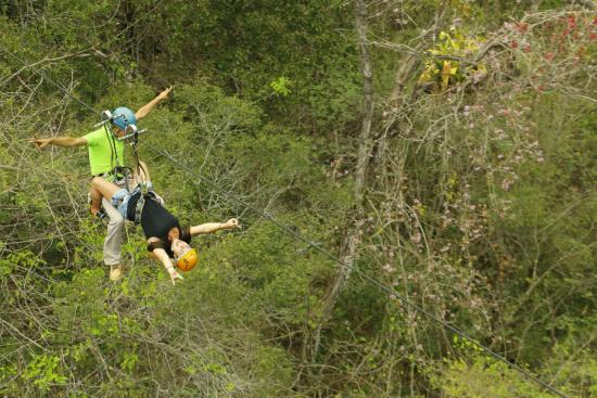 Zip lining with Canopy River Puerto Vallarta & Zip lining with Canopy River Puerto Vallarta - Picture of Canopy ...