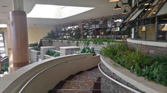 Stone Turning Marble Floor Lobby : Wow i won at turning stone can t believe it picture of