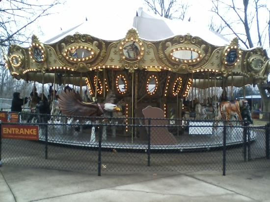 Niabi Zoo Carousel  Picture of Niabi Zoo Coal Valley  TripAdvisor
