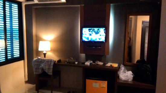 B2 Chiang Rai: Hotel room
