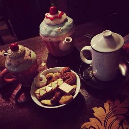 Delice Tea Room