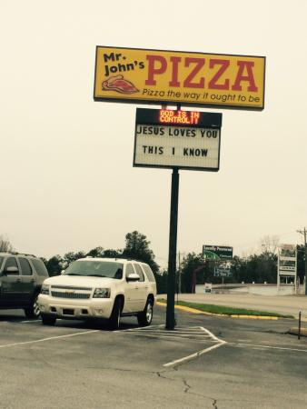 Mr. John's Pizza